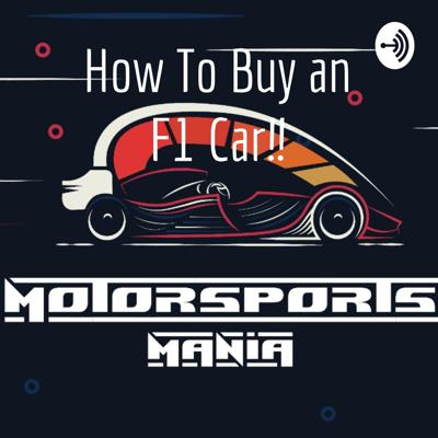 How To Buy an F1 Car!!