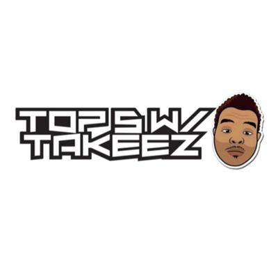 Top 5 W/ Takeez Presented By Audio Cult