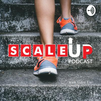 Scale Up! is an interesting personal development and self-improvement show.  The show focuses on providing proven practical tips and insights to listeners on strategies to adopt to ensure consistent personal growth and advancement.   You'll find the insight, encouragement and divine strength you need to continue to improve, grow, excel and lead in every area of your life.   The show is presented by Victor Eze, a creative designer, content creator and youth minister.  scaleuptips.wordpress.com