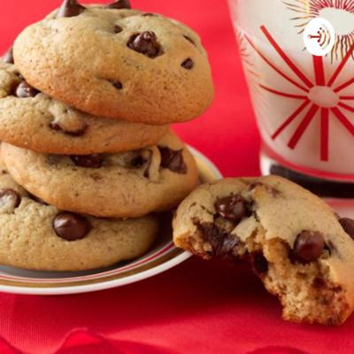 Oh so good Chocolate chip cookies