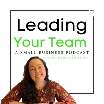 Through solo episodes and interviews with industry experts, The Leading Your Team podcast provides commentary on what it takes for small businesses to find and grow effective teams. This podcast discusses what's happening in the leadership and HR world, so you can find what works for your company.