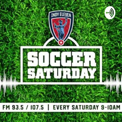 Cover art for SOCCER SATURDAY - INDY ELEVEN for 08/29/20