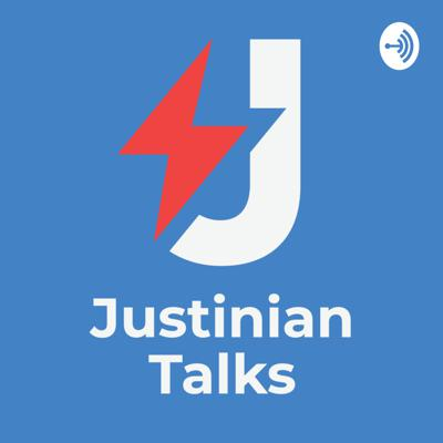Justinian Talks is the the place where Gjorgi, Nikola, Dimitar and Katerina have the chance to talk with some amazing people they have met over the years, discuss their life experiences and topics they're excited about.