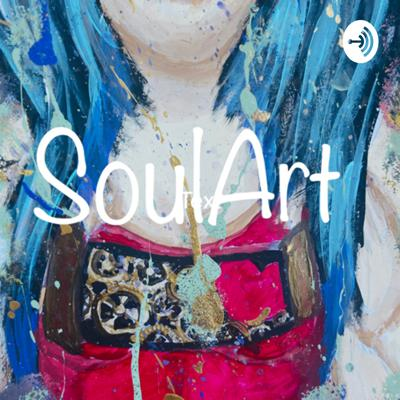 SoulArt is my mission to spread the joys and benefits of using art as a productive coping skill for everyone who is battling with mental and emotional pain. In this podcast , I'll lead you through some fun art therapy projects I've found as well as coming up with some studies about the benefits of other forms of creative therapies . As someone who has battled with self harm , I know it's not easy to pick up something fun when you're feeling like the world is so dark . But that's why I'll do this with you . You won't have to fight alone . I am not a certified therapist .