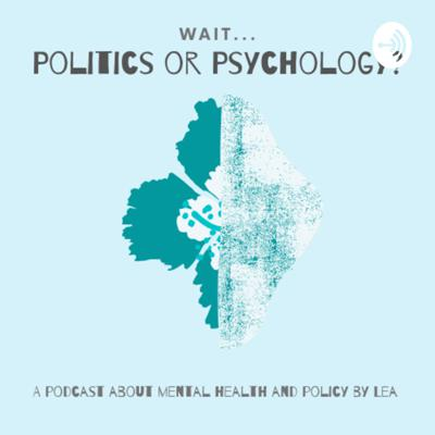 In this podcast we dive deeper into the fields of Politics and Psychology and everything in between. Are you interested in political psychology or the politics of psychology? Then this podcast is for you since we explore these topics with a special focus on mental health policy!