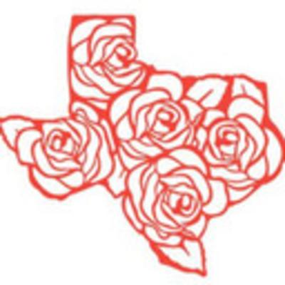 Texan Red Rose