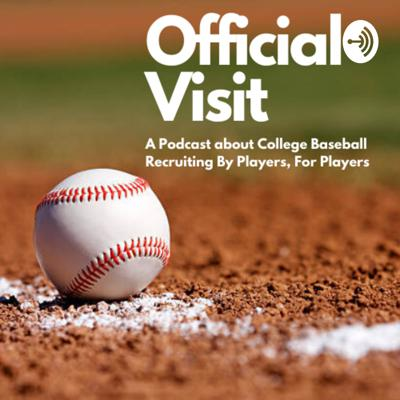 Listen every Tuesday for insights into baseball recruiting from current and former college baseball players. Learn more at officialvisitpod.com.