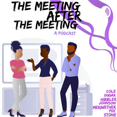 A space to help you navigate career and community. Support this podcast: https://anchor.fm/meetingafter-themeeting/support