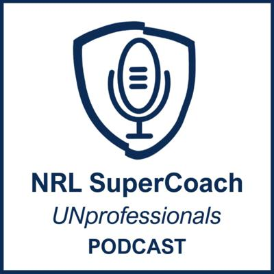 NRL SuperCoach Podcast with plenty of banter. This is not a podcast where we will give you expert analysis, or pretend like we are experts. This is a podcast that just talks SuperCoach and spins banter about the awesome highs and constant lows that the game provides us with. Enjoy!