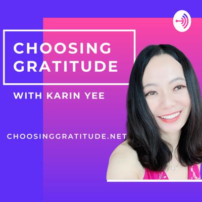 If you have been trying to consciously and deliberately create your life with the law of attraction or spiritual principles, but find it challenging to make LOA work for you, I have some simple yet powerful techniques to assist you to truly transform your life. My name is Karin. I have been practicing the law of attraction for 22 years. I'm also an EFT master level practitioner and Reiki Master.  Through this podcast, I'd love to share how I found true fulfillment in life, both internal and external. Join me. Let's co-create! Meet me at my website www.choosinggratitude.net