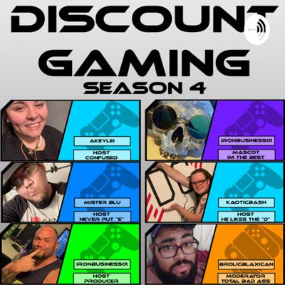 Discount Gaming