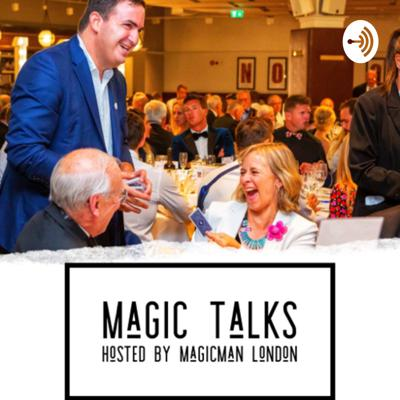 Join the Magicman London as he shares his weekly amusing stories, anecdotes and whatever else pops into his head.