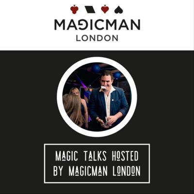 Join the Magicman London as he shares his views on interesting topics, Has fun and fascinating guests on and whatever else pops into his head.