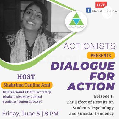 DIALOGUE FOR ACTION