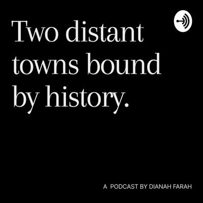 Two distant towns bound by history