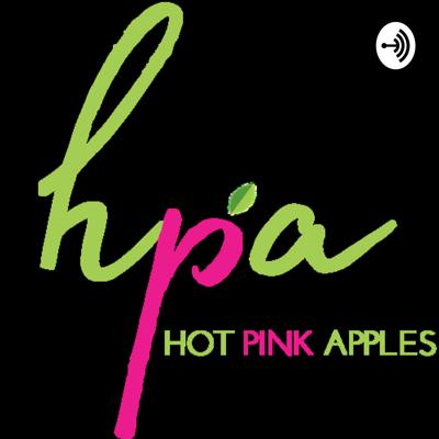 Hot Pink Apples