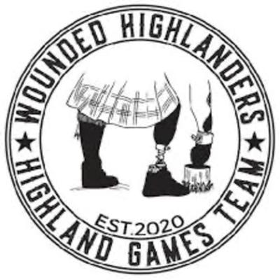 WOUNDED HIGHLANDERS