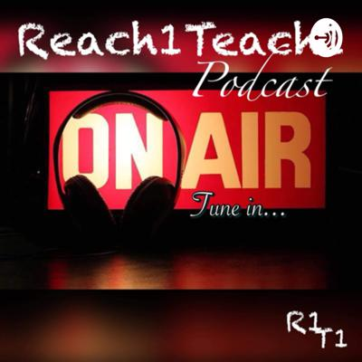 The Reach1Teach1 Podcast is a platform consisting of a collective of open minded individuals who are passionate about addressing the proverbial elephant in the room & work together on ways of how to get rid of the elephant. Buckle up