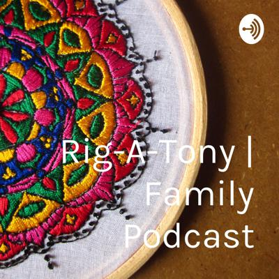 Join the crazy family on a podcast! Featuring Rhys Martin and Tony McDaid