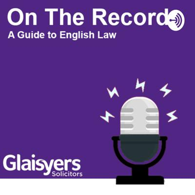 On The Record - A Guide to English Law