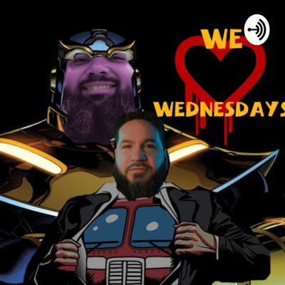 This is We Love Wednesdays Every Thursday, a podcast where we review the best comics of the week and discuss the key issues you should be keeping and eye out for if you are looking for a good investment!