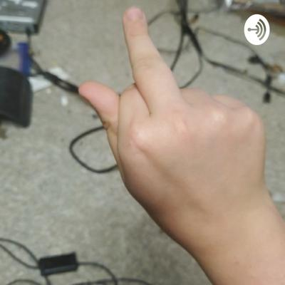 Chinese Middle Finger