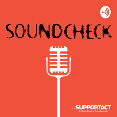 SOUND CHECK is an initiative undertaken by Support Act to encourage positive mental health and wellbeing amongst the music industry. It will feature experts in mental, physical and social wellbeing, joined by a selection of artists, crew workers and music industry pros.