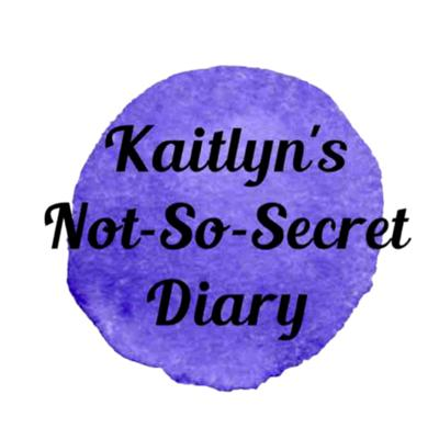Kaitlyn's Not-So-Secret Diary