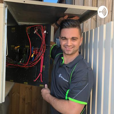 Electrician's Podcast. #1 behind the scenes this week.