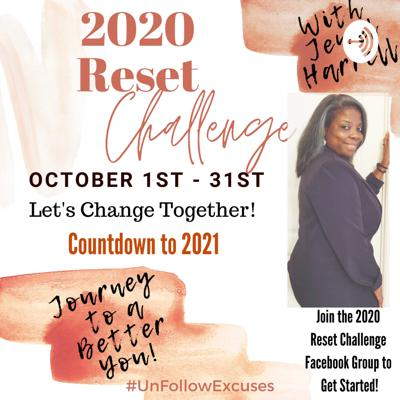 2020 Reset Challenge with Jewell Harrell