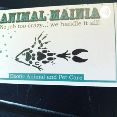 Animal Mainia Podcast