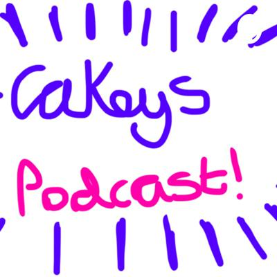 Welcome! So I'm Cakey A Mentally Dying Person Who Like ETN In This Show We Talk Bout Ageing ETN And Much More Podcasts Every Monday And Saturday 8pm BST