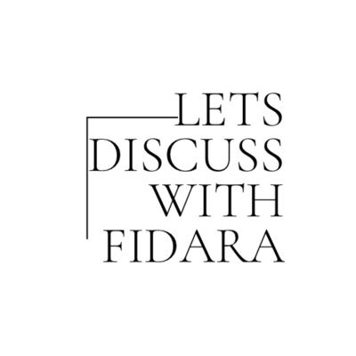 Let's discuss with fidara
