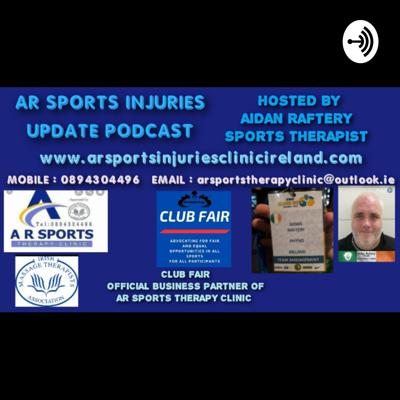 AR SPORTS THERAPY UPDATE