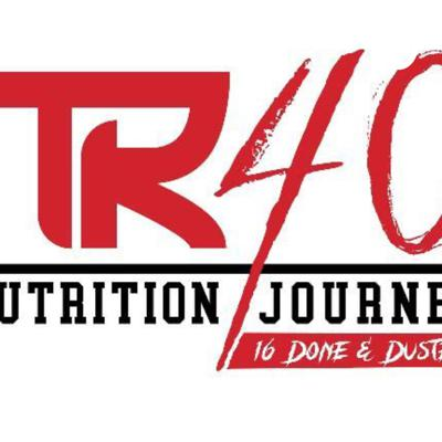 #tr40nutrition&lifestyle