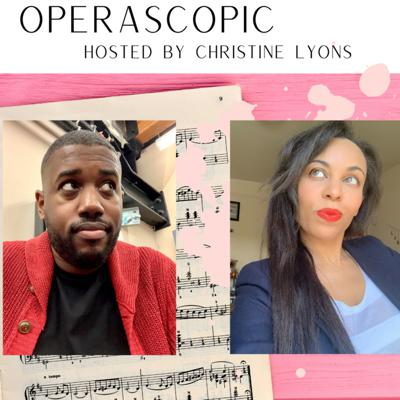 Cover art for Operascopic: The Artist's Perspective w/ Adam Richardson