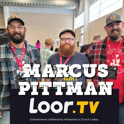 Cover art for Bigfoot and Marcus Pittman