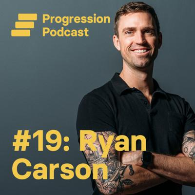 Cover art for #19: Ryan Carson (CEO, Treehouse) on a winding journey to training 100,000 new software engineers
