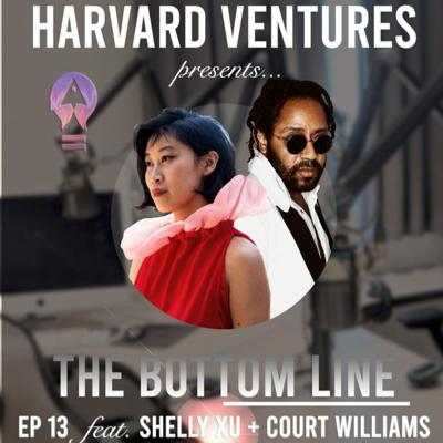 Cover art for Episode 13: Shelly Xu + Court Williams on Sustainable Fashion and Personal Brand