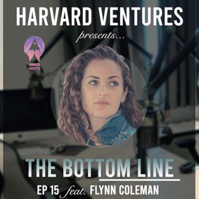 Cover art for Episode 15: Flynn Coleman on Ethical Leadership and AI