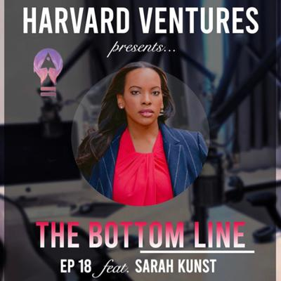 Cover art for Episode 18: Sarah Kunst on Cleo Capital and VC Investing