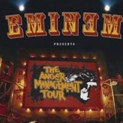 Cover art for Anger management Tour #eminem and D12 with #proof