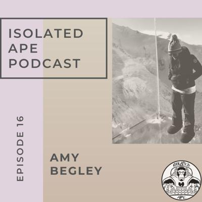 Cover art for Ep16 - Amy Begley