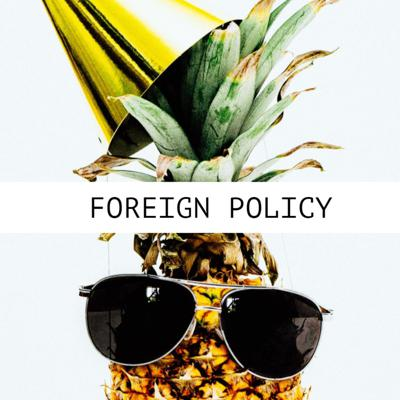 Cover art for Foreign Policy