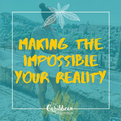 Cover art for #17: Making the Impossible Your Reality ft. Apryll Williams