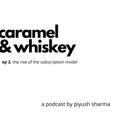 Cover art for #2 The rise of the Subscription Model