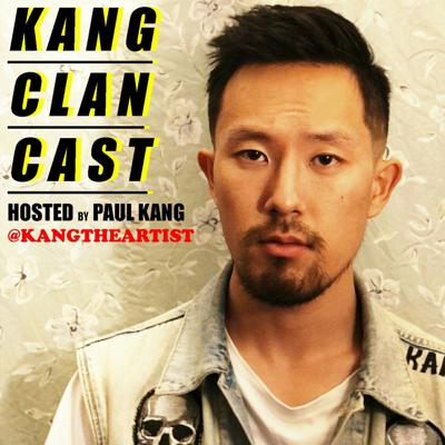 Cover art for Kang Clan Cast #1: The Tarantula Story.