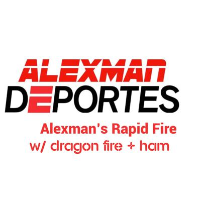 Cover art for Alexman's Rapid Fire with Dragon Fire + Ham