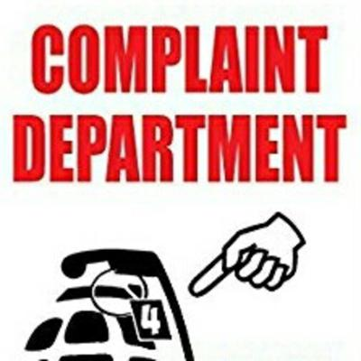 Cover art for Complaint Department