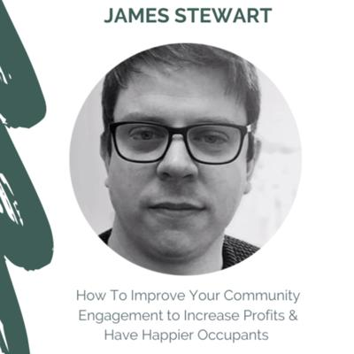 Cover art for How To Improve Your Community Engagement to Increase Profits & Have Happier Occupants